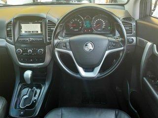 2017 Holden Captiva CG MY17 LS 2WD White 6 Speed Manual Wagon