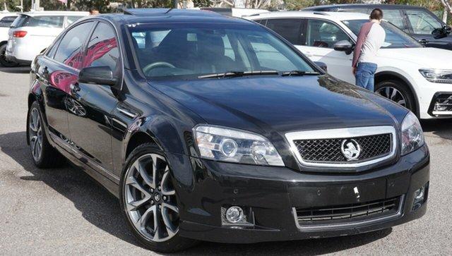 Used Holden Caprice WN II MY17 V, 2017 Holden Caprice WN II MY17 V Black 6 Speed Sports Automatic Sedan