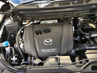 2020 Mazda CX-5 KF4WLA Akera SKYACTIV-Drive i-ACTIV AWD Machine Grey 6 Speed Sports Automatic Wagon