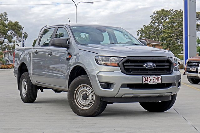 Used Ford Ranger PX MkIII 2019.75MY XL Pick-up Double Cab, 2019 Ford Ranger PX MkIII 2019.75MY XL Pick-up Double Cab Aluminium 6 Speed Sports Automatic Utility