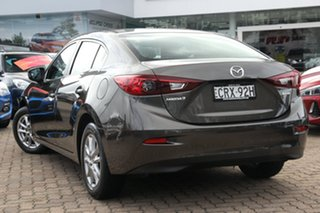2014 Mazda 3 BM Maxx Brown 6 Speed Automatic Sedan.