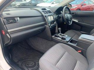 2017 Toyota Camry Altise White Sports Automatic Sedan