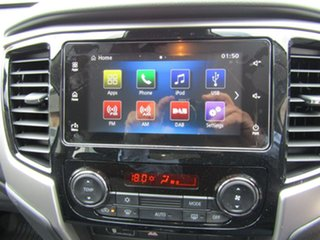 2019 Mitsubishi Triton MR MY19 GLX+ Double Cab Blue 6 Speed Sports Automatic Utility