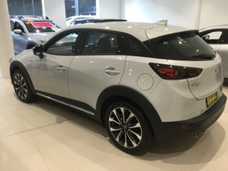 2019 Mazda CX-3 DK4W7A Akari SKYACTIV-Drive i-ACTIV AWD Ceramic 6 Speed Sports Automatic Wagon
