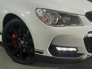 2017 Holden Commodore VF II MY17 SS V Redline White 6 Speed Sports Automatic Sedan.