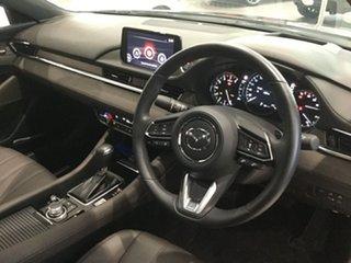 2019 Mazda 6 GL1033 Atenza SKYACTIV-Drive Blue Reflex 6 Speed Sports Automatic Sedan