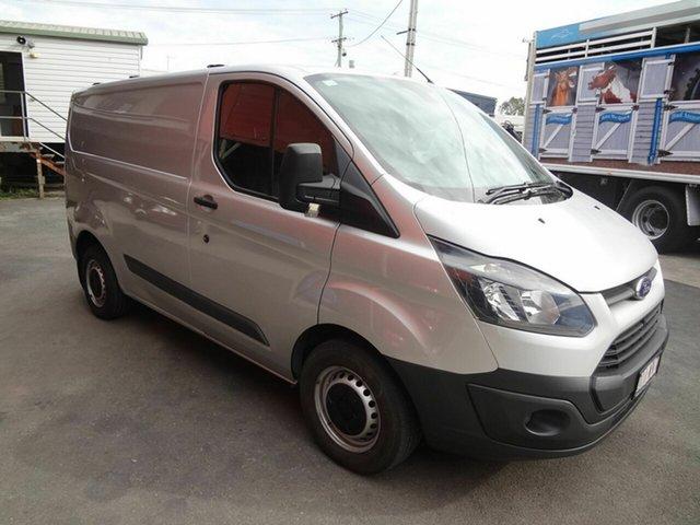 Used Ford Transit Custom VN MY16.00 290S (SWB), 2016 Ford Transit Custom VN MY16.00 290S (SWB) Silver 6 Speed Manual Van
