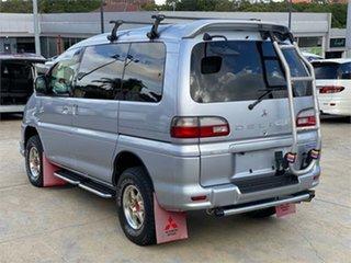 2005 Mitsubishi Delica PD6W Spacegear Chamonix Silver Automatic Van Wagon
