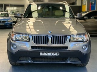 2010 BMW X3 E83 xDrive20d Lifestyle Grey Automatic Wagon.