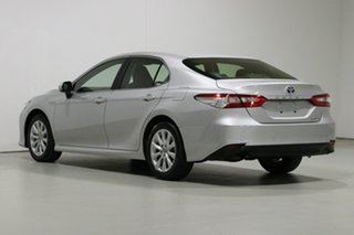 2018 Toyota Camry AXVH71R MY19 Ascent (Hybrid) Silver Continuous Variable Sedan