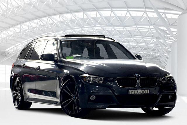 Used BMW 320i F31 MY14 Touring, 2014 BMW 320i F31 MY14 Touring Mineral Grey 8 Speed Automatic Wagon