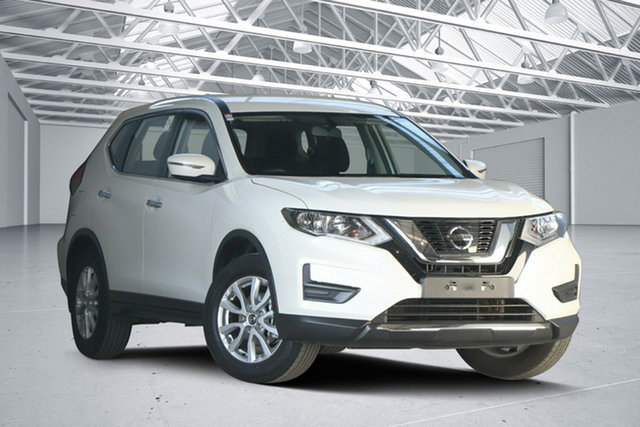 Used Nissan X-Trail T32 Series 2 ST (4WD), 2019 Nissan X-Trail T32 Series 2 ST (4WD) White Continuous Variable Wagon