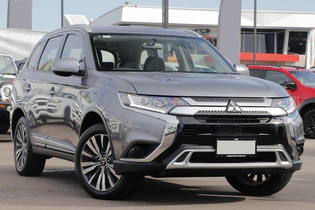 Used Mitsubishi Outlander ZL MY19 ES 2WD, 2018 Mitsubishi Outlander ZL MY19 ES 2WD Titanium 6 Speed Constant Variable Wagon