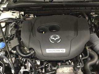 2019 Mazda 6 GL1033 GT SKYACTIV-Drive Snowflake White 6 Speed Sports Automatic Sedan