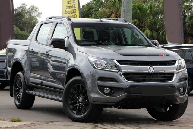 Used Holden Colorado RG MY20 Z71 Pickup Crew Cab, 2019 Holden Colorado RG MY20 Z71 Pickup Crew Cab Dark Grey 6 Speed Sports Automatic Utility