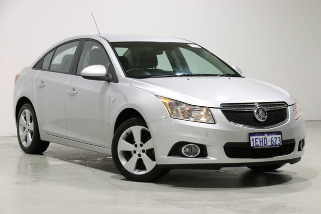 Used Holden Cruze JH MY13 CD, 2013 Holden Cruze JH MY13 CD Grey 6 Speed Automatic Sedan