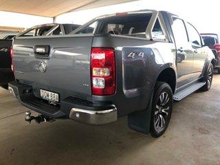 2017 Holden Colorado RG MY17 LTZ (4x4) Satin Steel Grey 6 Speed Automatic Crew Cab Pickup