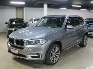 2016 BMW X5 F15 xDrive30d Grey 8 Speed Sports Automatic Wagon.