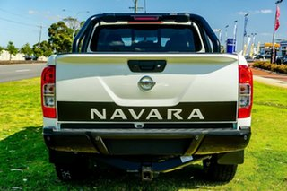 2019 Nissan Navara D23 S4 MY19 N-TREK Warrior White Diamond 7 Speed Sports Automatic Utility