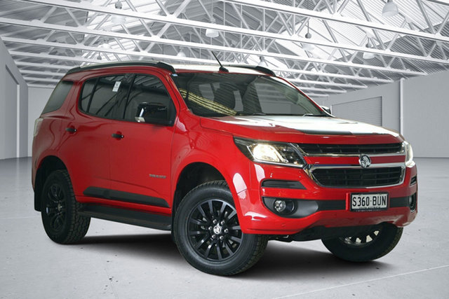 Used Holden Trailblazer RG MY17 LT (4x4), 2017 Holden Trailblazer RG MY17 LT (4x4) Absolute Red 6 Speed Automatic Wagon