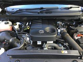 2019 Mazda BT-50 UR0YG1 GT Deep Crystal Blue 6 Speed Sports Automatic Utility