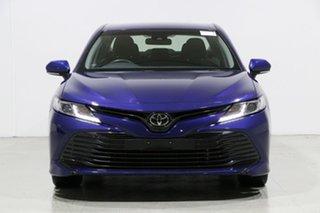 2018 Toyota Camry ASV70R Ascent Blue 6 Speed Automatic Sedan.