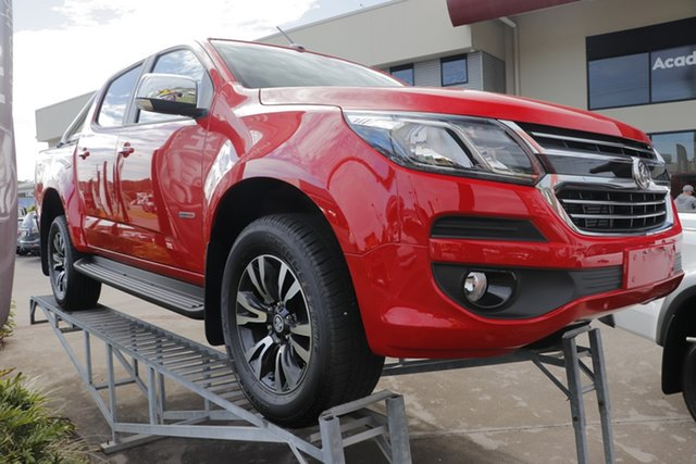 Used Holden Colorado RG MY20 LTZ Pickup Crew Cab, 2019 Holden Colorado RG MY20 LTZ Pickup Crew Cab Absolute Red 6 Speed Sports Automatic Utility
