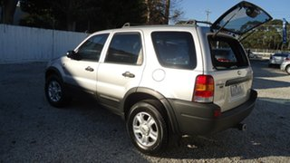 2002 Ford Escape BA XLT Silver 4 Speed Automatic Wagon