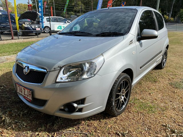 Used Holden Barina TK MY09 , 2009 Holden Barina TK MY09 Silver 5 Speed Manual Hatchback