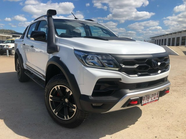 Used Holden Special Vehicles Colorado RG MY18 SportsCat+ Pickup Crew Cab, 2018 Holden Special Vehicles Colorado RG MY18 SportsCat+ Pickup Crew Cab White 6 Speed