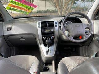 2007 Hyundai Tucson JM Elite Blue 4 Speed Sports Automatic Wagon