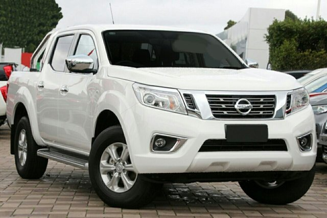 New Nissan Navara D23 S4 MY20 ST 4x2, 2020 Nissan Navara D23 S4 MY20 ST 4x2 Polar White 6 Speed Manual Utility