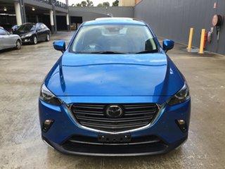 2019 Mazda CX-3 DK4W7A Akari SKYACTIV-Drive i-ACTIV AWD Dynamic Blue 6 Speed Sports Automatic Wagon.