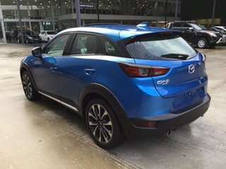 2019 Mazda CX-3 DK4W7A Akari SKYACTIV-Drive i-ACTIV AWD Dynamic Blue 6 Speed Sports Automatic Wagon