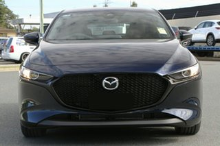 2020 Mazda 3 BP2H7A G20 SKYACTIV-Drive Pure Jet Black 6 Speed Sports Automatic Hatchback