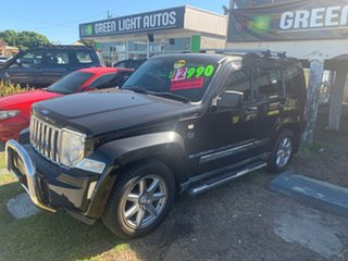 2011 Jeep Grand Cherokee Limited Black Wagon.