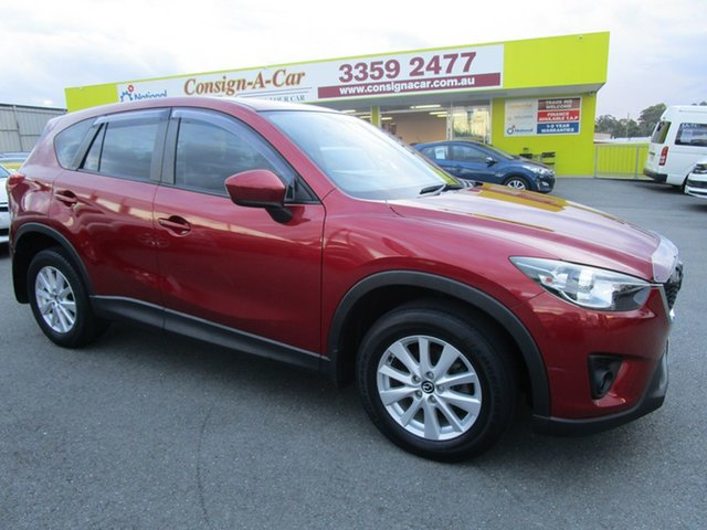 Used Mazda CX-5 KE1071 Maxx SKYACTIV-Drive AWD Sport, 2012 Mazda CX-5 KE1071 Maxx SKYACTIV-Drive AWD Sport Red 6 Speed Sports Automatic Wagon