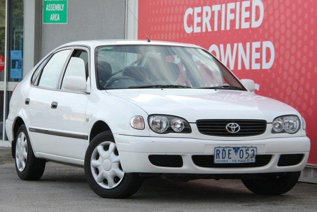 Used Toyota Corolla  , COROLLA ASCENT SECA