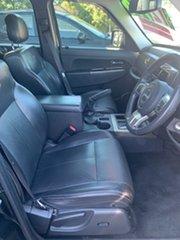 2011 Jeep Grand Cherokee Limited Black Wagon