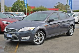 2009 Ford Mondeo MA TDCi Grey 6 Speed Sports Automatic Hatchback.