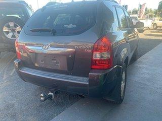 2007 Hyundai Tucson City Grey Manual Wagon