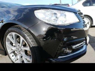2015 Holden Commodore VF MY15 SS-V Black 6 Speed Automatic Sedan