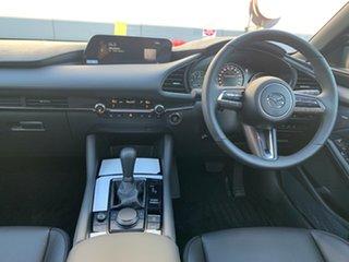 2019 Mazda 3 BP2HLA G25 SKYACTIV-Drive Astina Deep Crystal Blue 6 Speed Sports Automatic Hatchback