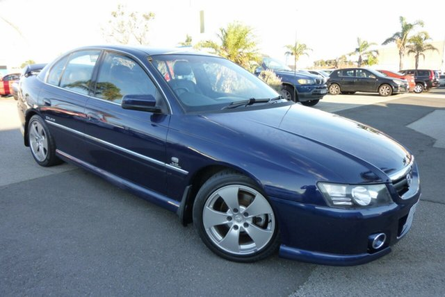 Used Holden Calais VZ , 2005 Holden Calais VZ Navy Blue 5 Speed Sports Automatic Sedan