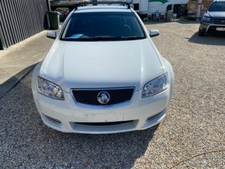 2011 Holden Commodore VE II Omega White 6 Speed Automatic Utility