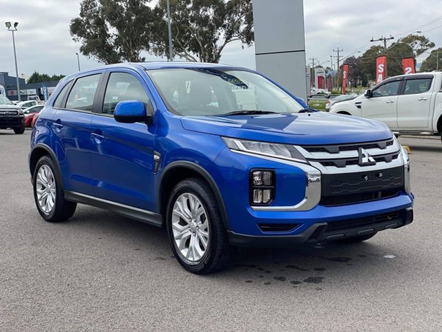 Used Mitsubishi ASX  ES, 2019 Mitsubishi ASX ES Blue Constant Variable Wagon