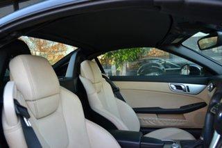 2011 Mercedes-Benz SLK-Class R172 SLK200 BlueEFFICIENCY 7G-Tronic + Black Metallic 7 Speed