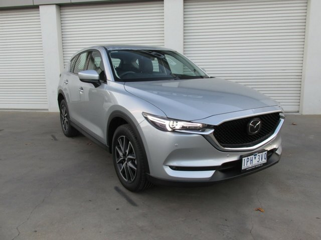 Used Mazda CX-5 GT GT SKYACTIV-Drive i-ACTIV AWD, 2019 Mazda CX-5 GT GT SKYACTIV-Drive i-ACTIV AWD Silver 6 Speed Automatic Wagon