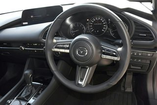 2020 Mazda 3 BP2HLA G25 SKYACTIV-Drive GT Jet Black 6 Speed Sports Automatic Hatchback