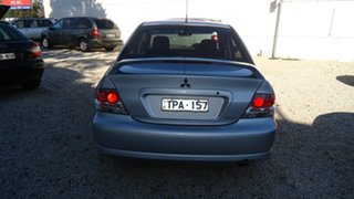 2005 Mitsubishi Lancer CH MY05 VR-X Silver 4 Speed Sports Automatic Sedan